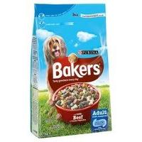 Bakers Adult - Beef & Veg 2.7kg