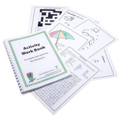 Dementia Activity Workbook