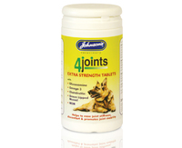 Johnson's 4-Joints Extra Strength Tablets 30 tab x 1