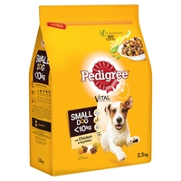 Pedigree Complete Adult Small Dog Chicken 2.3kg