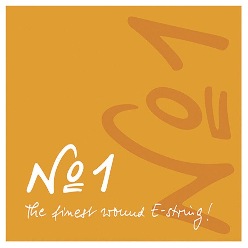Pirastro Violin String No 1 Universal E 1st