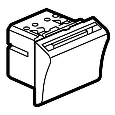 Arteor Keycard 12&24v (Time Delay) - White  | LV0501.2441