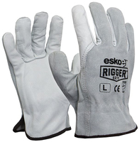 Esko Hide Palm/Split Back Rigger E275 Pkt 12