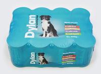 Dylan Working Dog Variety Pack Cans 400g x 12 [Zero VAT]