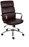 Teknik 1097BR Deco Executive Brown Chair