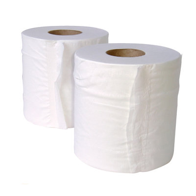 Standard Centre Pull Towel White (Bale 6)