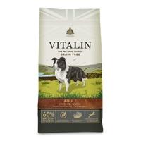 Vitalin Natural Adult Grain-Free Fresh Chicken 12kg