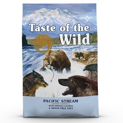 Taste Of The Wild Pacific Stream Salmon Dog Food 2kg