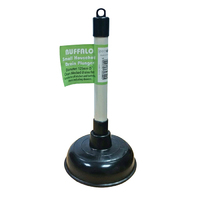 Buffalo Small Household Drain Plunger (U149)