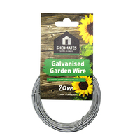 Kingfisher Galvanised Garden Wire 20m x 1.2 mm (GSW103)