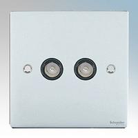 Flat Plate PC 2G TV/FM COAX Black IN LV0701.0563