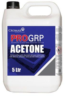 Cromar Pro GRP Acetone 5 Litre