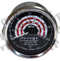 Rev Counter Clock