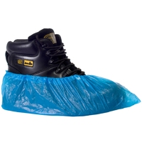 Supertouch CPE Disposable Overshoes, Blue (2000 per pack)