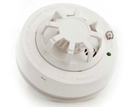 Mains Heat Detector with Battery Back-up