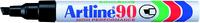Artline 90 Pen Permanent Marker - Black