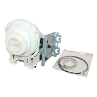 Whirlpool Dishwasher Wash Motor, Spray Pump 480140102396