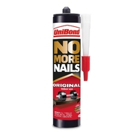 No More Nails Interior 300ml Cartridge (Unibond)