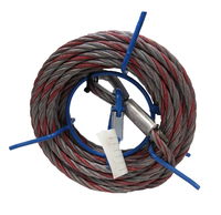 Tractel Maxiflex 8.3mm Wire Rope  | Tirfor TU-8 and T508