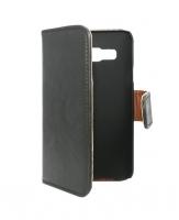 FOLIO1082 Galaxy A3 Black Folio Case