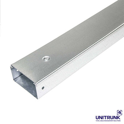 150x50mm Galv Trunking 3MTR Length