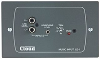 Cloud LE-1B   Active Line Input Module - grey (DCM-1 / DCM-1e)