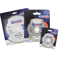 Silverstar Uni Turbo Diamond Disc 300 x 20mm