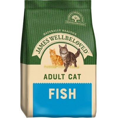 James Wellbeloved Adult Cat Fish 1.5kg