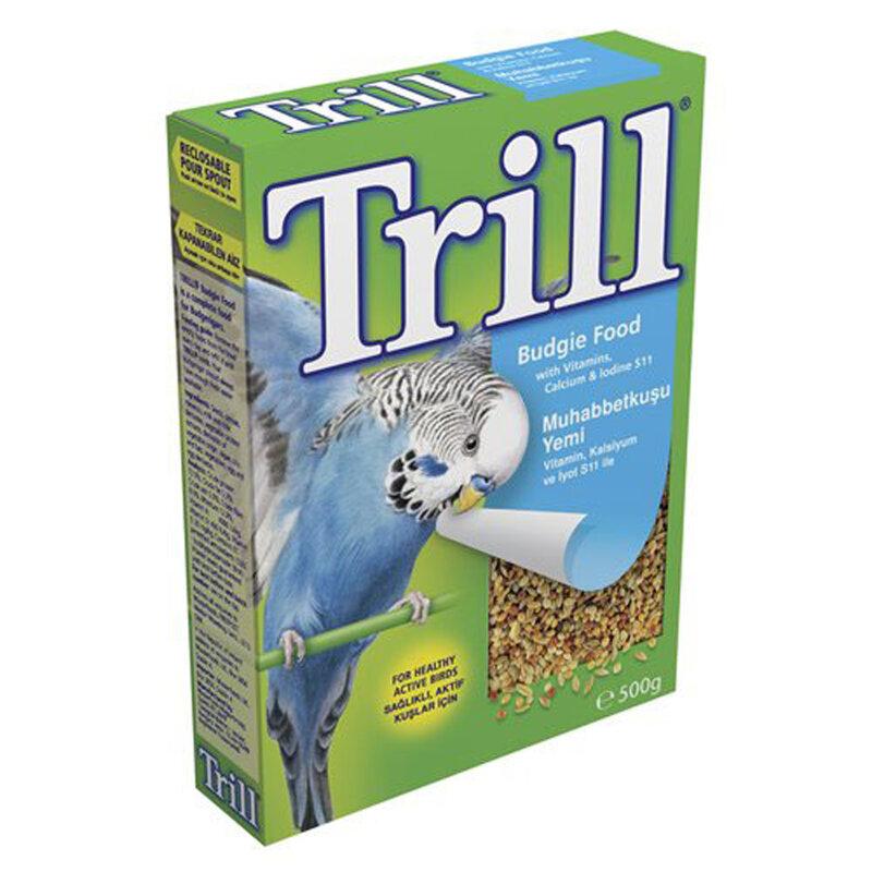 Trill Budgie Food 12 x 500g