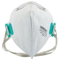 FFP1 Fold Flat Dust / Mist Mask Draper Pack of 2