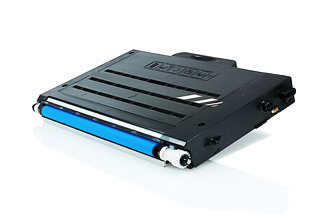 Compatible Samsung CLP-510D5C/ELS Cyan 5000 Page Yield