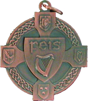 40mm Bronze Feis Medal