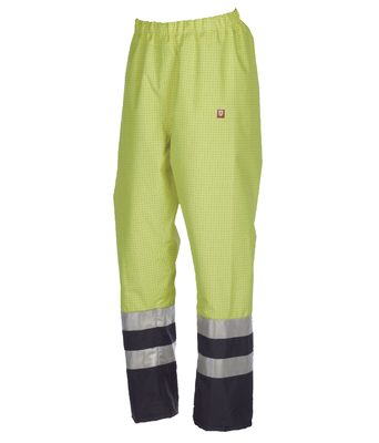 SIOEN 5874 Flame Retardant Anti Static Hi-Visibility Trousers