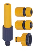 100015 DY8025 HOSE FITTING SET 5PC