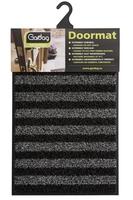 Gardag Portico Doormat Grey/Black 40cm x 60cm