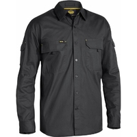 Bisley X Airflow Ripstop Lightweight Vented Long Sleeve Shirt