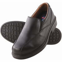 Steel Blue Busselton Safety Shoe Black