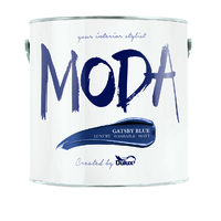 Dulux Moda Gatsby Blue  2.5L