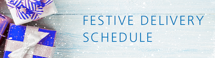 Christmas & New Year – Office Hours & Delivery Schedule