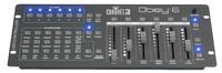 CHAUVET DJ Obey 6 Universal DMX-512 Compact Stage Light Controller