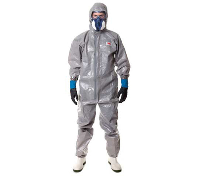 3M 4570 Protective Coverall Type 3/4/5/6