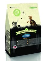 James Wellbeloved Kitten - Turkey & Rice 300g x 1