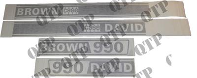 Decal Kit - David Brown 990