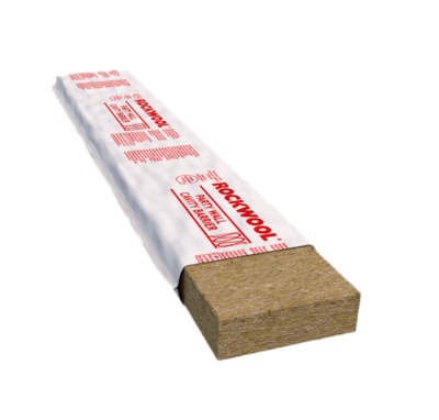 Rockwool Tcb Cavity Barrier 160mm 1200mm X 160mm Pack (7 X 1.2mtr Lt = 8.4lm)