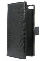 Huawei P8 Black Lizard Folio