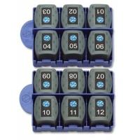 Ideal VDV Pro RJ45 Remote units x12