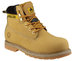 FS7 Honey Rubber Sole Safety Boot