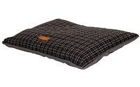 Ralph & Co Cushion Bed - Ascot Black Tweed Medium x 1
