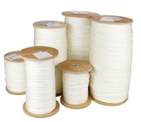 Picture Cord No1 White nylon (100 Metres)