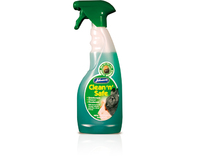 Johnson's Clean 'n' Safe Small Animal Trigger Spray 500ml x 6